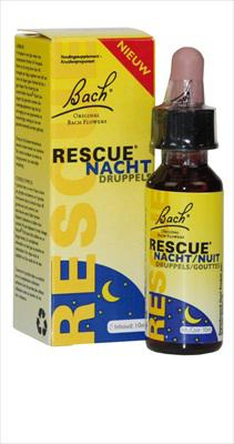 BACH RESCUE REMEDY NACHT DRUPPELS 10ML