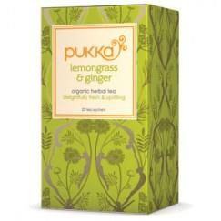 PUKKA THEE LEMONGRASS & GINGER