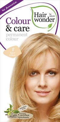 Colour and Care Light blond 8