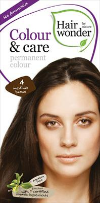 Colour and Care medium brown 4