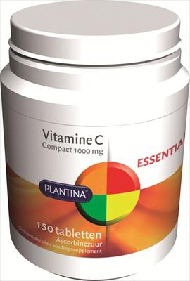 PLANTINA FIT VITAMINE C 1000mg150 T
