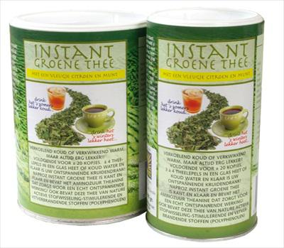 NAPROZ INSTANT GROENE THEE 380G