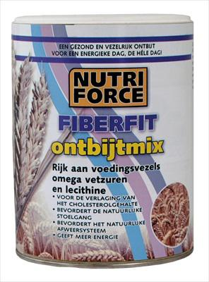 NAPROZ NUTRIFORCE FIBER FIT 350 ONTBIJTMIX