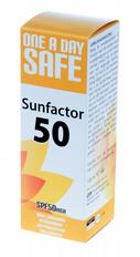 G&W One a Day Safe factor 50 100ml