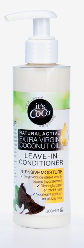 It's Coco Leave in conditioner