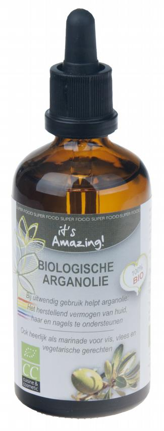 It's Amazing Bio Argan Olie, vierge
