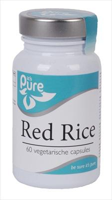IT'S PURE RED RICE 60 caps
