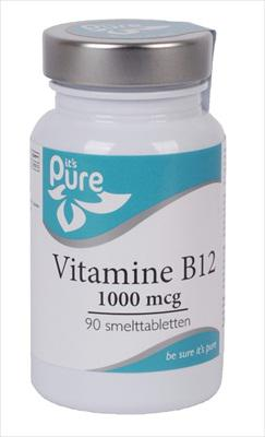 IT'S PURE VITAMINE B12 1000 MCG