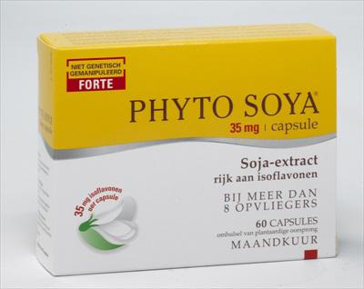 PHYTO SOYA FORTE 35mg 60 caps