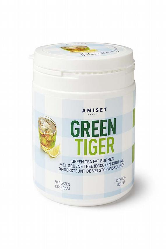 Amiset Green Tiger
