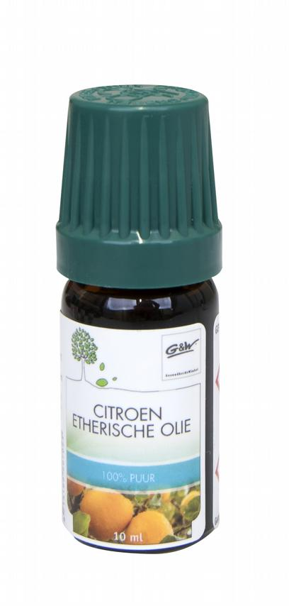 citroen-Etherische Olie-10ml-GZW