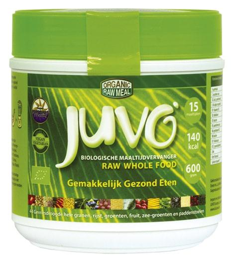 juvo raw whole meal