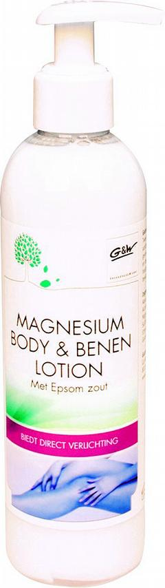 Magnesium Body & Benen Lotion