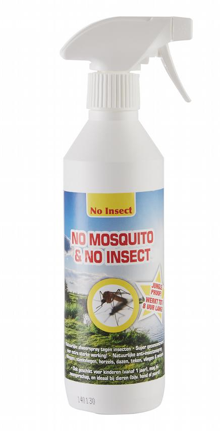 No Mosquito_No insect_spray