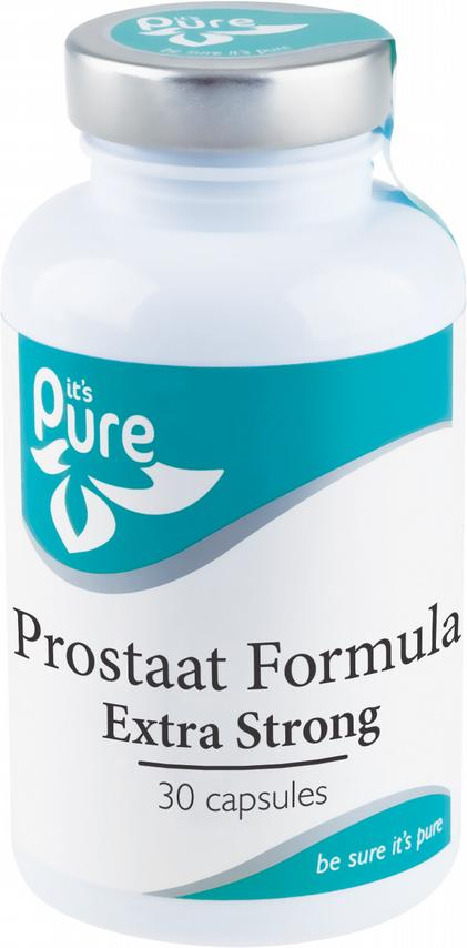 Prostaat Formula Extra Strong_30caps_IP