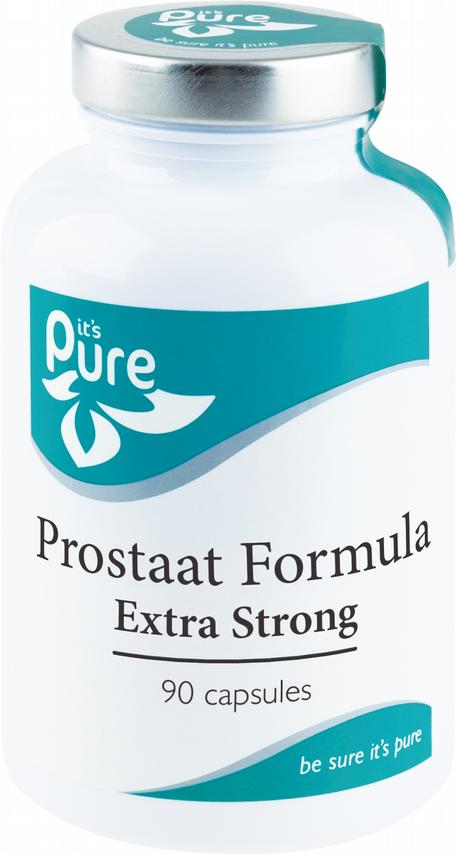 Prostaat Formula Extra Strong_90caps_IP