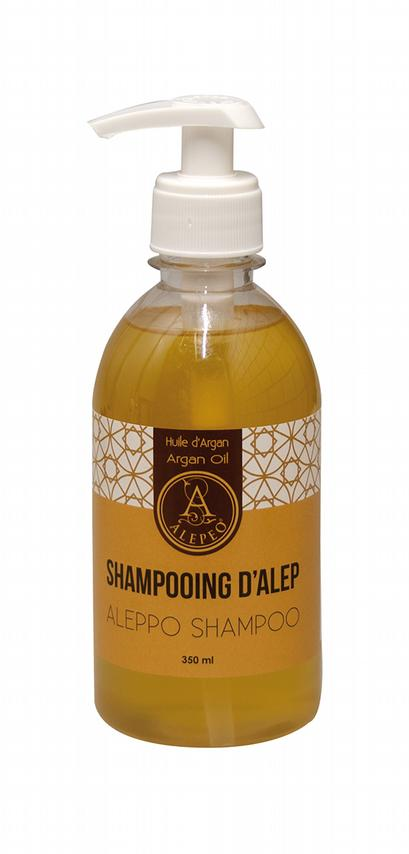 shampoo argan_350 ml_ALEPPO